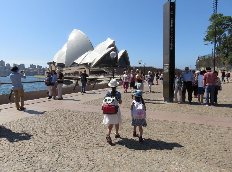 子連れ初海外!オーストラリア旅行記 ホテルと飛行機を選ぶポイント